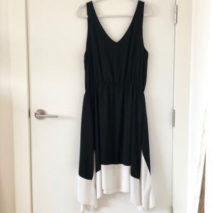 Elegant Bar III Black Mid-Length Dress (size XXL)